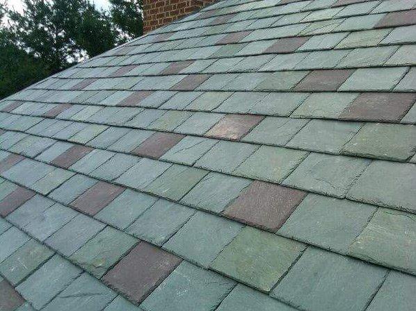 Slate Roofs Copper Valleys Broadway Va