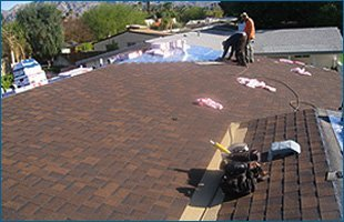 Roof foam repairs | Palm Desert, CA | Becerra Brothers Roofing | 760-349-9705