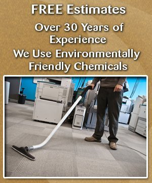 Commercial Carpet Cleaning - Kutztown, PA - Werley's Cleaning Service