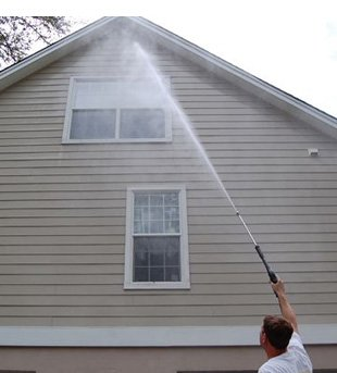 Affordable high pressure washing