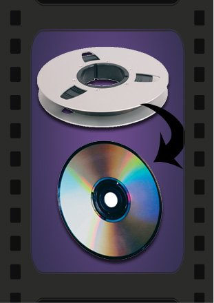 Film digital transfer | Edmond, OK | LifeTime Video Productions | 405-858-8273
