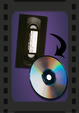 VHS digital transfer | Edmond, OK | LifeTime Video Productions | 405-858-8273