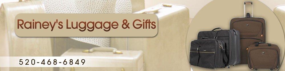 Luggage - Tucson, AZ - Rainey's Luggage & Gifts