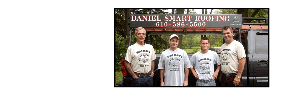 Smart Roofing | Prospect Park, PA | Smart Roofing | 610-586-1000