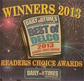 Winners 2013 Readers Choice Awards