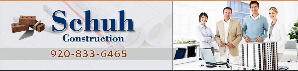 Construction Service Seymour, WI - Schuh Construction