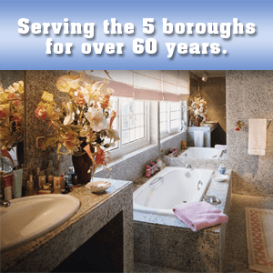 plumbing services - New York City, NY - John Bretone Plumbing & Heating Inc - Bathroom Renovations - Serving the 5 boroughs for over 60 years.