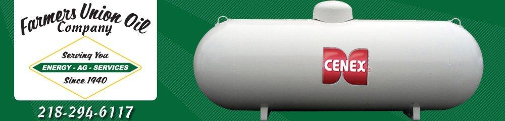 Propane Gas Grygla, MN - Farmers Union Oil Company