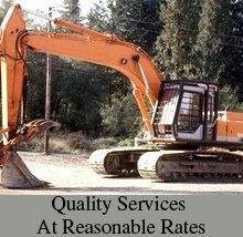 Excavating Services - Saint Joseph, MO  - Gach Excavating Company, Inc