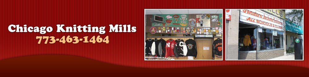 Custom Jackets and Sweaters - Chicago, IL - Chicago Knitting Mills