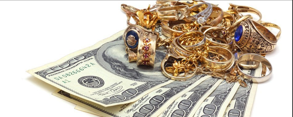 Jewelries and five hundred dollars