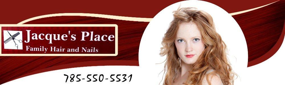 Beauty Salon - Eudora, KS - Jacque's Place Family Hair and Nails