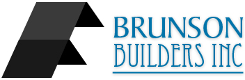 Brunson Builders Inc - logo