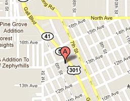 5749 Gall Blvd Zephyrhills, FL 33542 YoungLife Health Food Shop