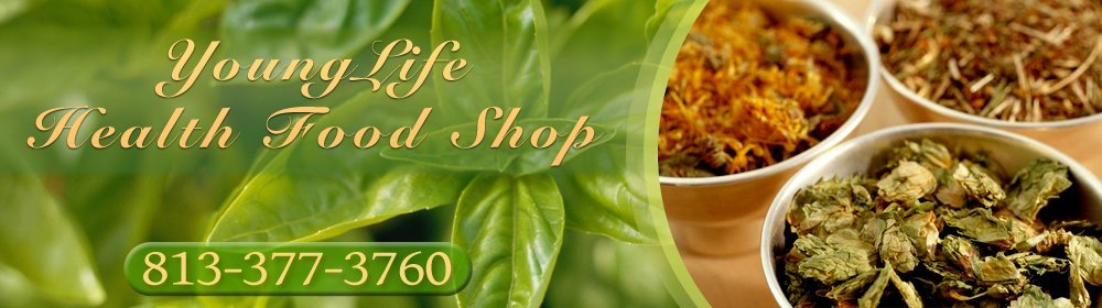 Health Food Store - Zephyrhills, FL - YoungLife Health Food Shop