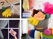 Cleaners - Des Moines, IA - Home Team Cleaning INC - Cleaning Materials