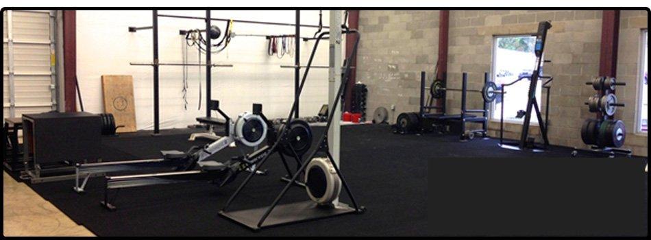 Gorilla Fitness Gym area