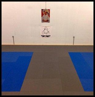 Fitness club area