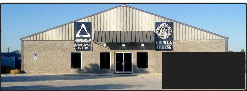 Gorilla Fitness building