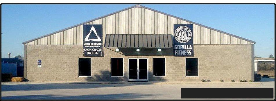 Gorilla Fitness gym exterior