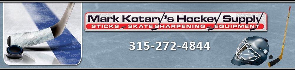 Sports Apparel New Hartford, NY - Mark Kotary's Hockey Supply