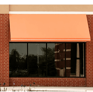 Store front window, Residential window