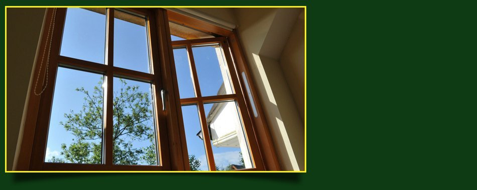 Residential window