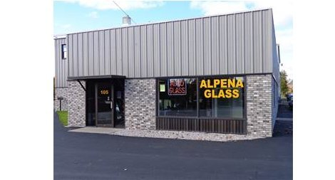 Glass repair | Alpena, MI | Alpena Glass Co Inc | 989-356-9091