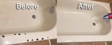 Bath Tub Restoration