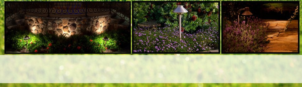 Landscape Lighting | Elburn, IL | Suburban Lawn Inc. | 630-443-0124