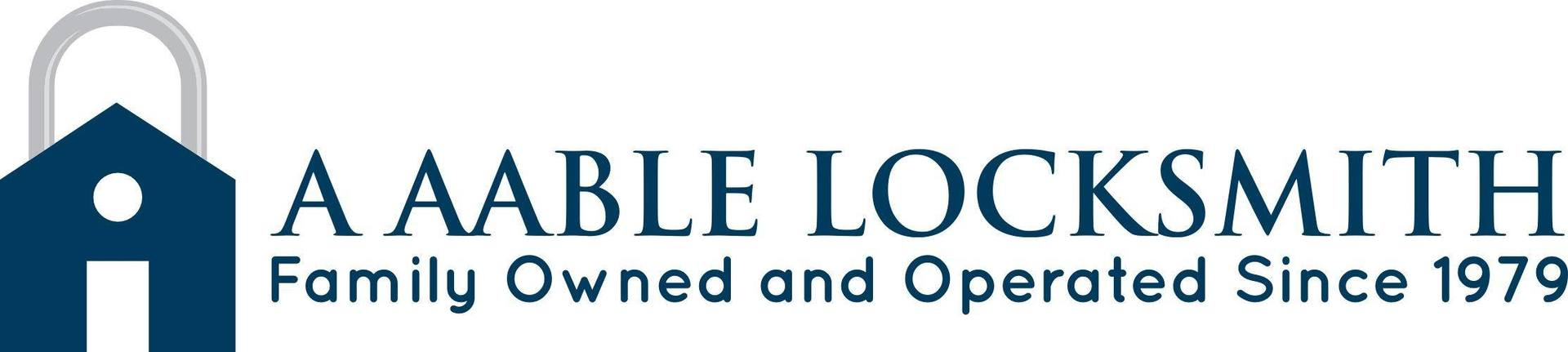 A Aable Locksmith - logo