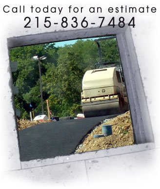 Driveway Paving -  Flourtown, PA - Iannuzzi Construction Co. Inc. - Paving Team - Call today for an estimate  215-836-7484
