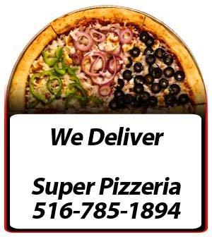 Bellmore, NY Pizza Place Super Pizzeria