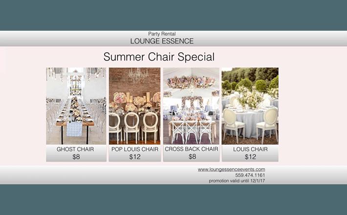 Lounge Essence | Fresno, CA | 559-474-1161