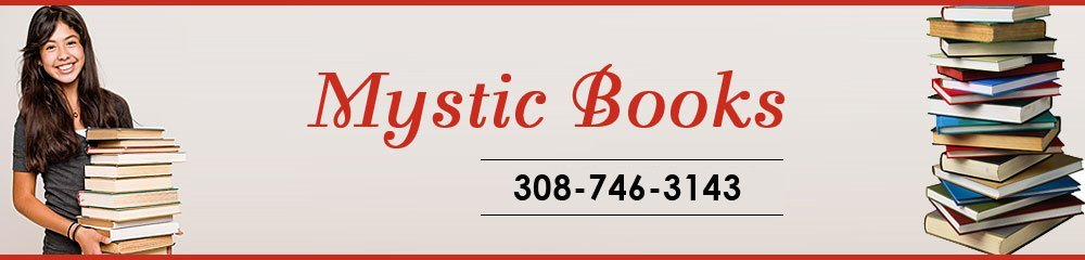 Book Dealer Lexington, NE - Mystic Books