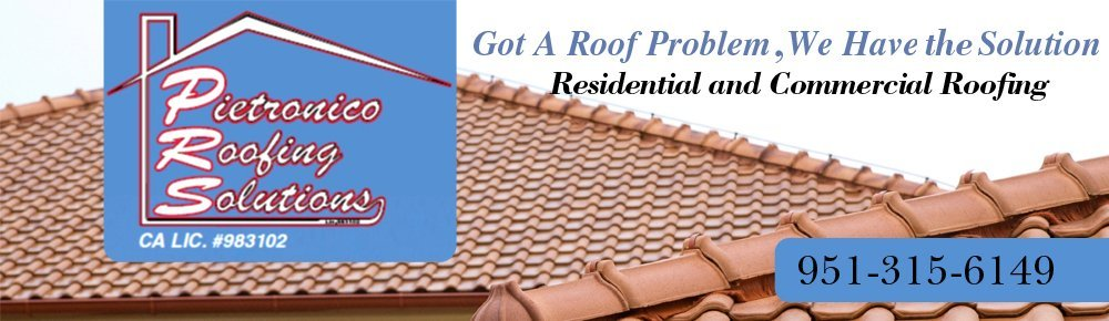 Roofing Services - Beaumont, CA - Pietronico Roofing Solutions