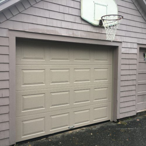 Bon Sandstone Haas Garage Door