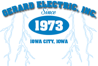 Gerard Electric Inc - Logo