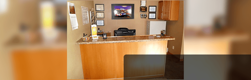 Brians Collision Clinic office | serving Marshall town and Marshall county