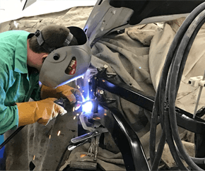 Welding photo | serving Marshall town and Marshall county