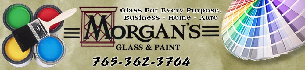 Retail Paint - Crawfordsville, IN - Morgan's Glass And Paint
