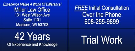 Miller Law Office - Legal Services - Madison, WI