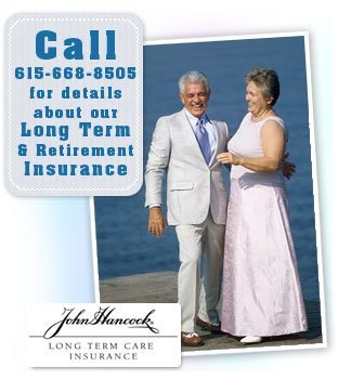 retirement insurance - Nashville, TN - Affordable Insurance Solutions - Call 615-668-8505 for details about our Long Term & Retirement Insurance