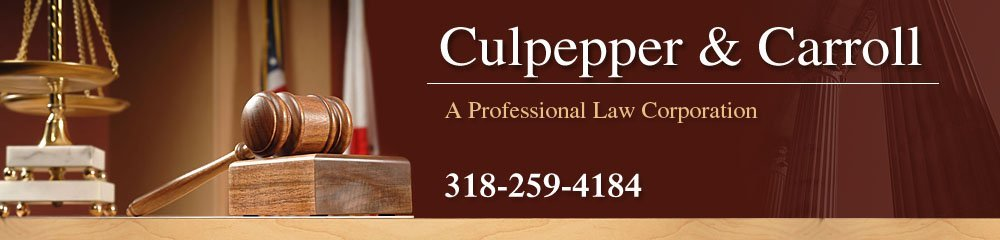 Personal Injury Lawyers - Jonesboro, LA - Culpepper And Carroll