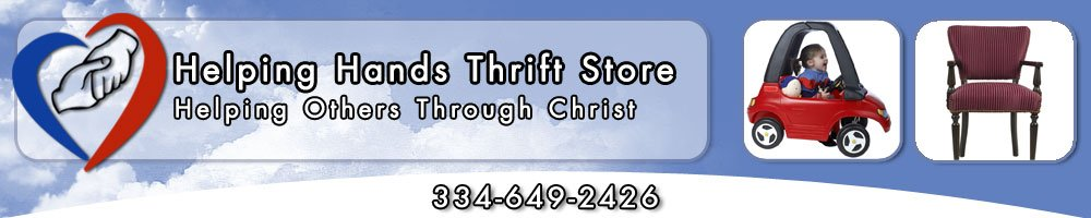 Thrift Store Montgomery AL - Helping Hands Thrift Store