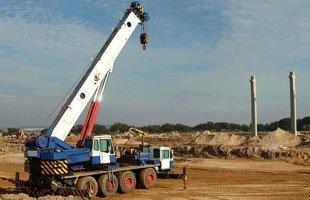 Manufacturing Assistance | Starksboro, VT | Sky Crane Service LLC | 802-434-8505