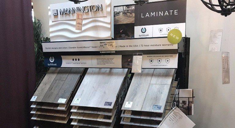 Laminated Flooring shop