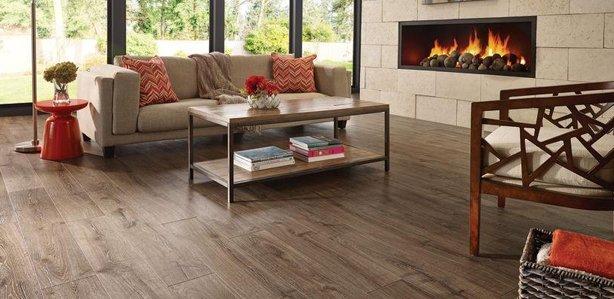 Laminated Flooring