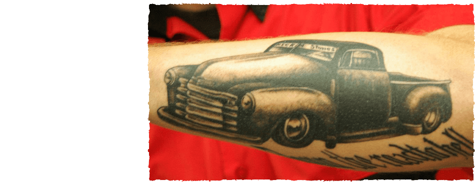 Full Service Tattoo Shop  | Laramie, WY  | The Underground  | 307-742-1313