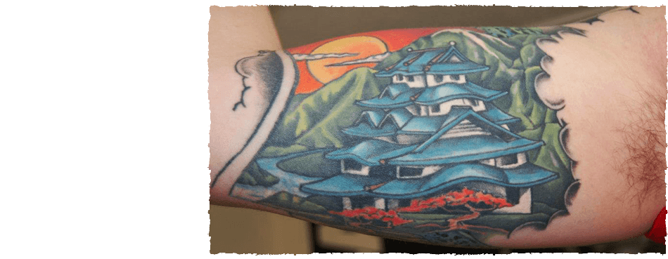 Custom Tattooing  | Laramie, WY  | The Underground  | 307-742-1313